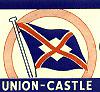 Emblème de l'Union Steam Ship and Co